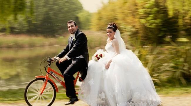 Bursa ferry wedding photography