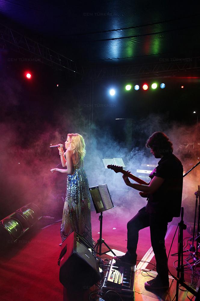 Burcu Gunes  Concert Photograph