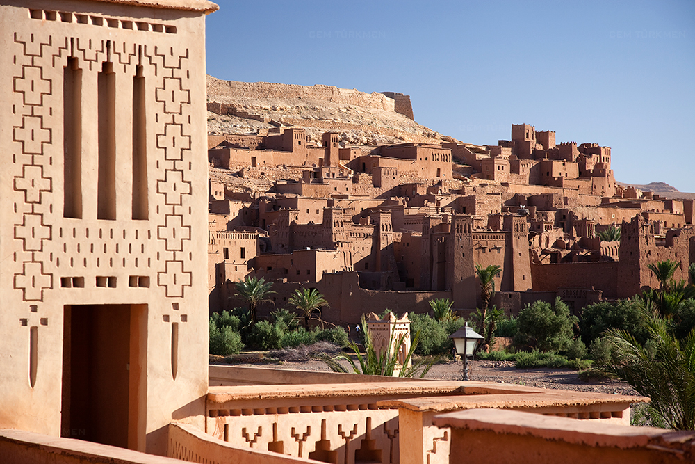 morocco-ait benhaddou-unesco