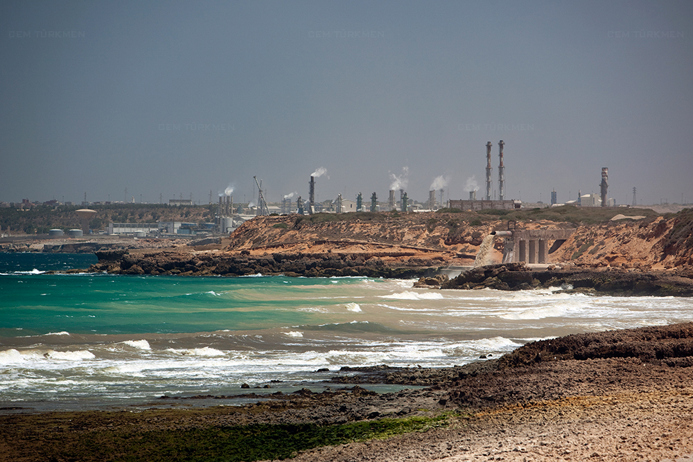 morocco-environmental pollution