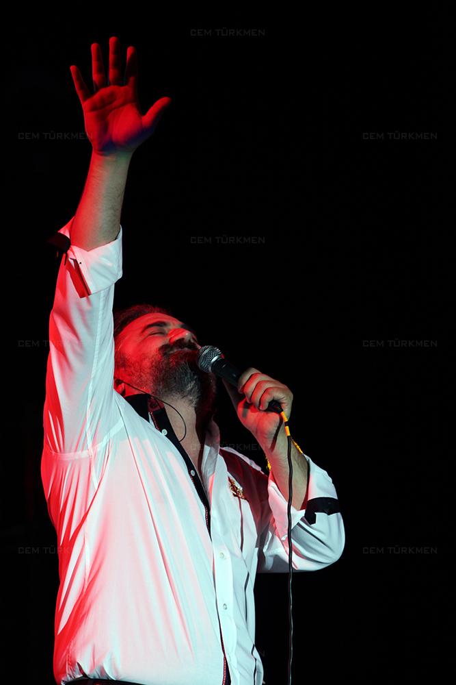 Volkan Konak Concert Photograph