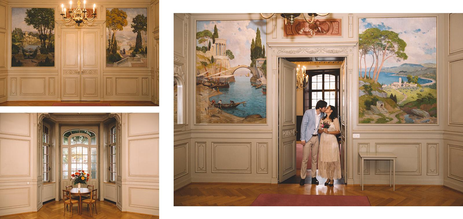 Basel Switzerland Wedding Photography