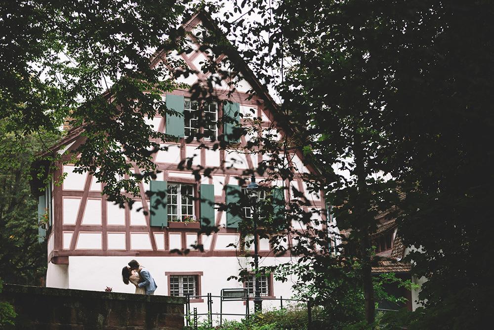 Switzerland Basel Wedding Photographer Outdoor Shooting