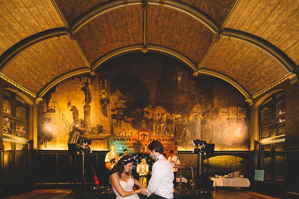 Switzerland Basel Safran Zunft Wedding