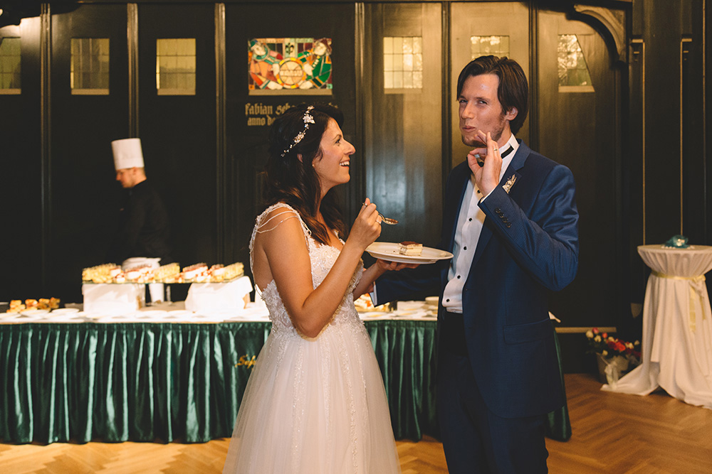 Basel Wedding Photo