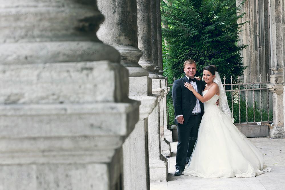 İstanbul Düğün Fotoğrafı Dilek ve Atakan dış mekan çekim 15