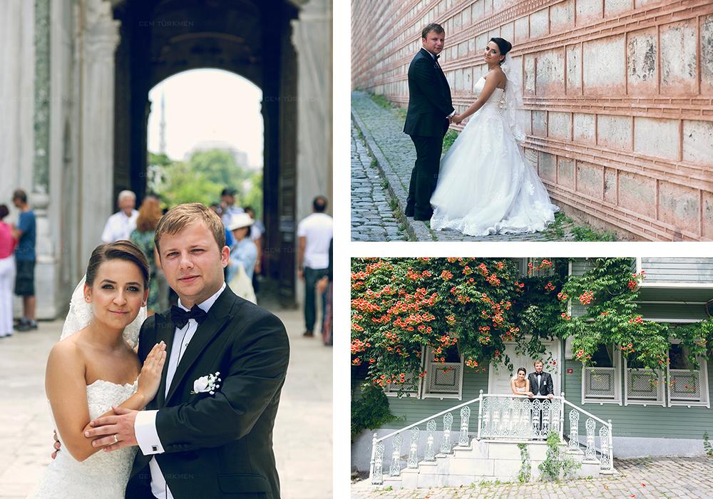 İstanbul Düğün Fotoğrafı Dilek ve Atakan dış mekan çekim 18