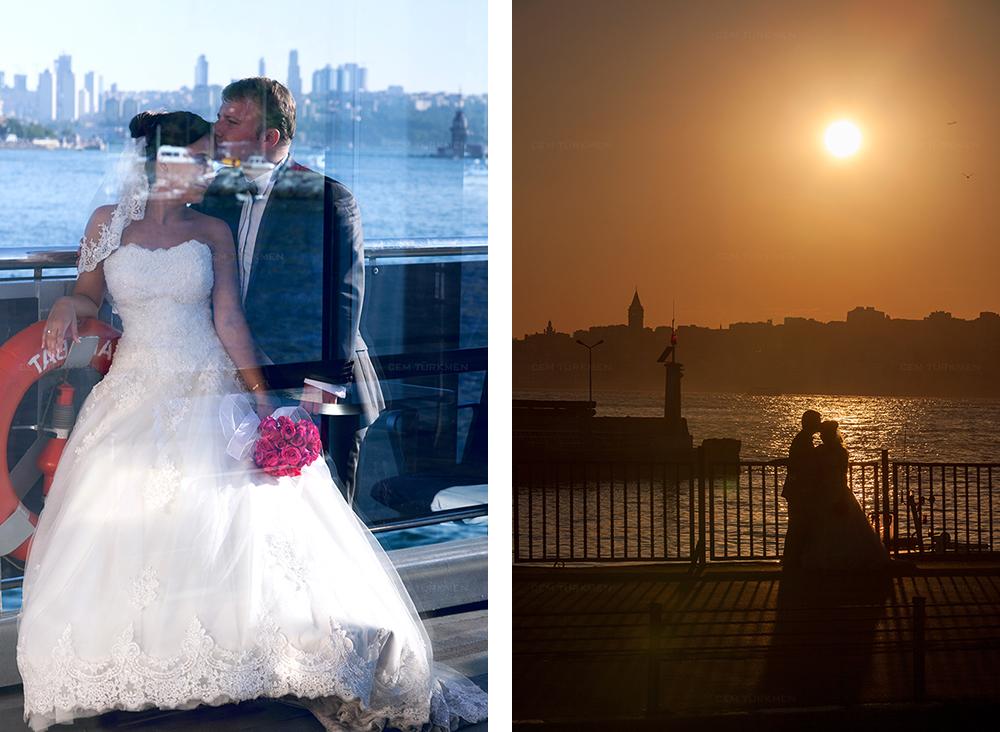 İstanbul Düğün Fotoğrafı Dilek ve Atakan dış mekan çekim 27