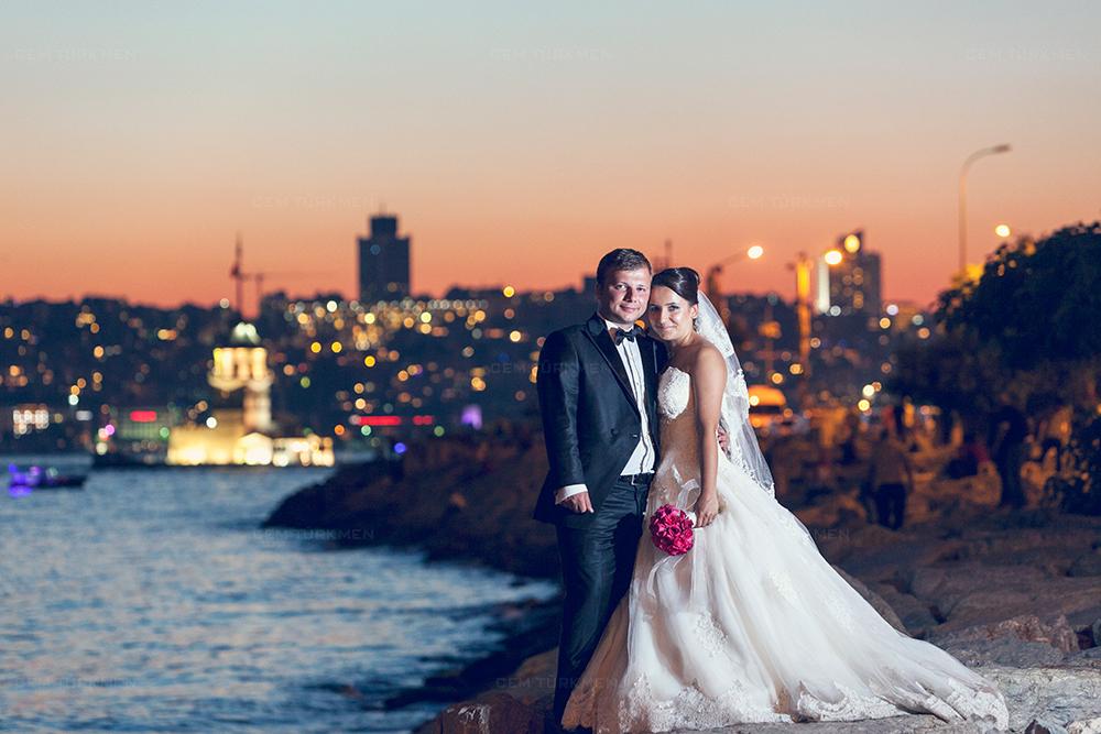İstanbul Düğün Fotoğrafı Dilek ve Atakan dış mekan çekim 29