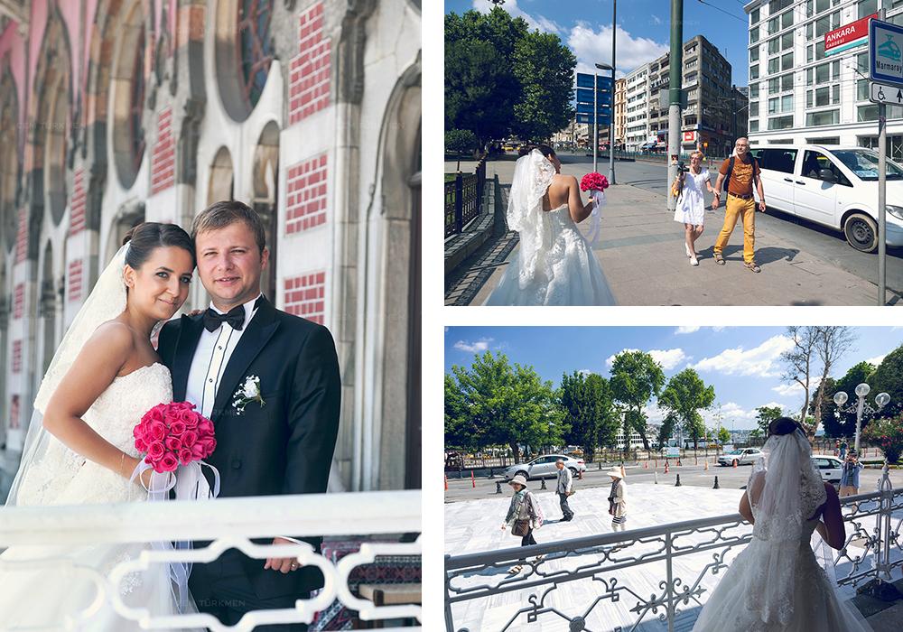 İstanbul Düğün Fotoğrafı Dilek ve Atakan dış mekan çekim 6