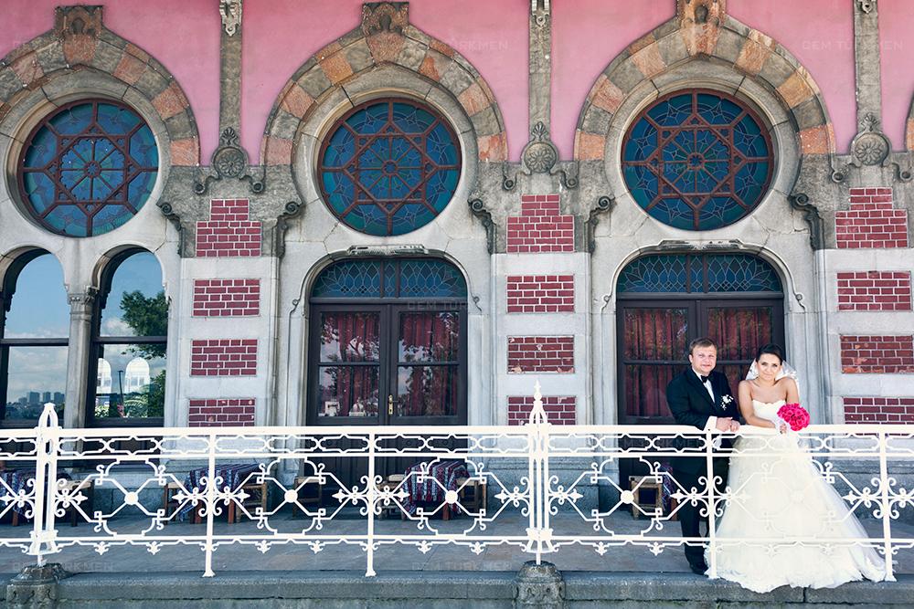 İstanbul Düğün Fotoğrafı Dilek ve Atakan dış mekan çekim 7