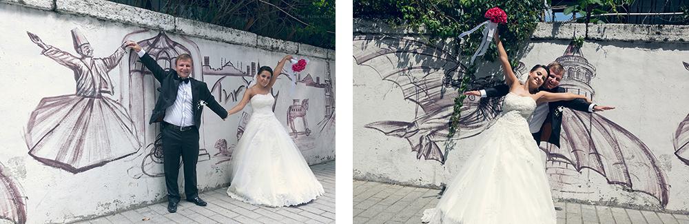 İstanbul Düğün Fotoğrafı Dilek ve Atakan dış mekan çekim 8