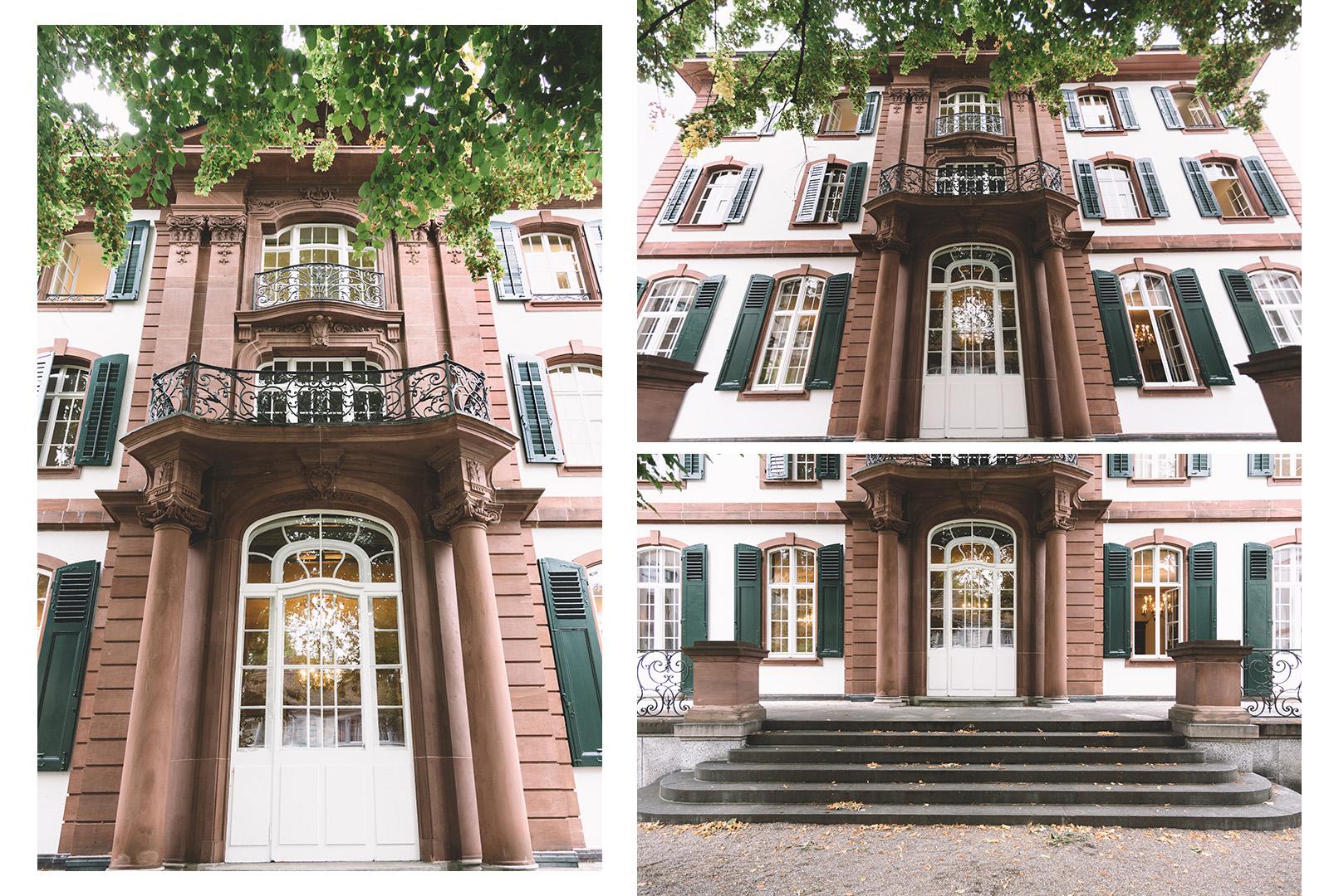 Basel İsviçre Belediye Evlendirme Salonu