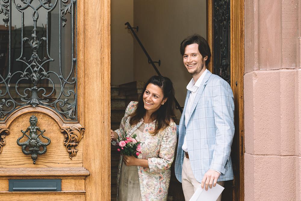Basel İsviçre Düğün Fotoğrafı