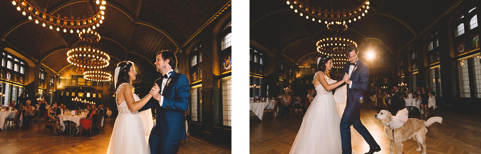 Basel Düğün Fotoğrafı